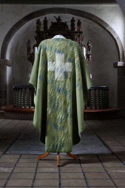 Messehagel fra Karby kirke.